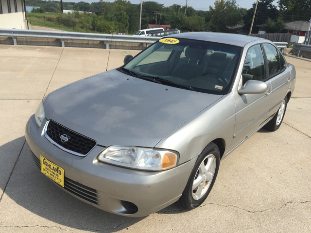 2000 nissan sentra gxe 4dr sedan in columbia mo ashland auto sales. Black Bedroom Furniture Sets. Home Design Ideas