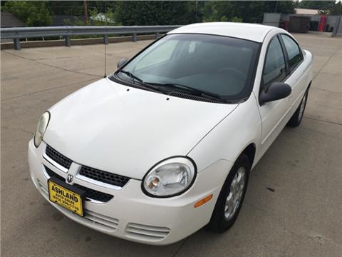 2005 Dodge Neon