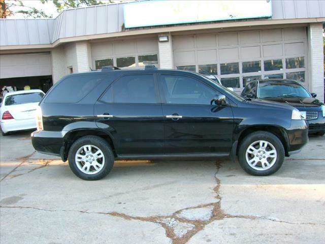 Used 2005 Acura Mdx Touring W Navi Awd 4dr In Portsmout Va
