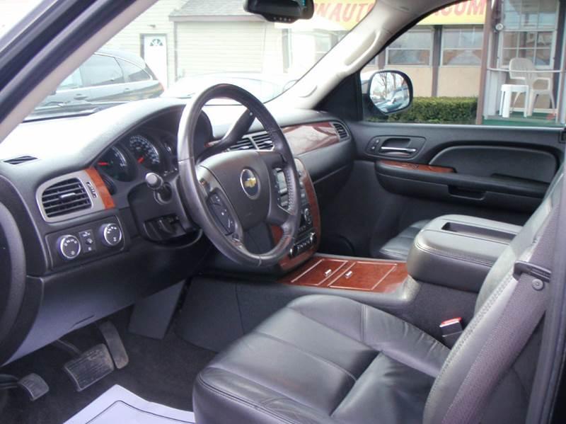 2008 Chevrolet Avalanche 4x4 LTZ 4dr Crew Cab SB - Enon OH