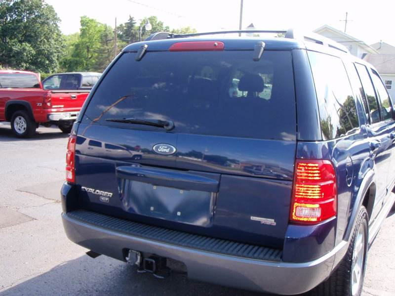 2005 Ford Explorer 4dr XLT 4WD SUV - Enon OH