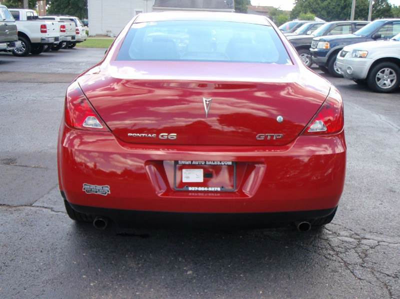 2006 Pontiac G6 GTP 2dr Coupe - Enon OH
