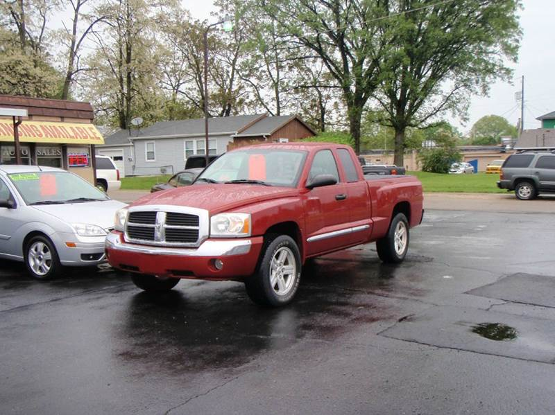 2007 Dodge Dakota 4x2 Laramie 4dr Club Cab SB - Enon OH