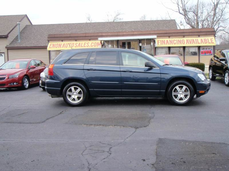 2008 chrysler pacifica touring 4dr wagon in enon oh enon. Black Bedroom Furniture Sets. Home Design Ideas