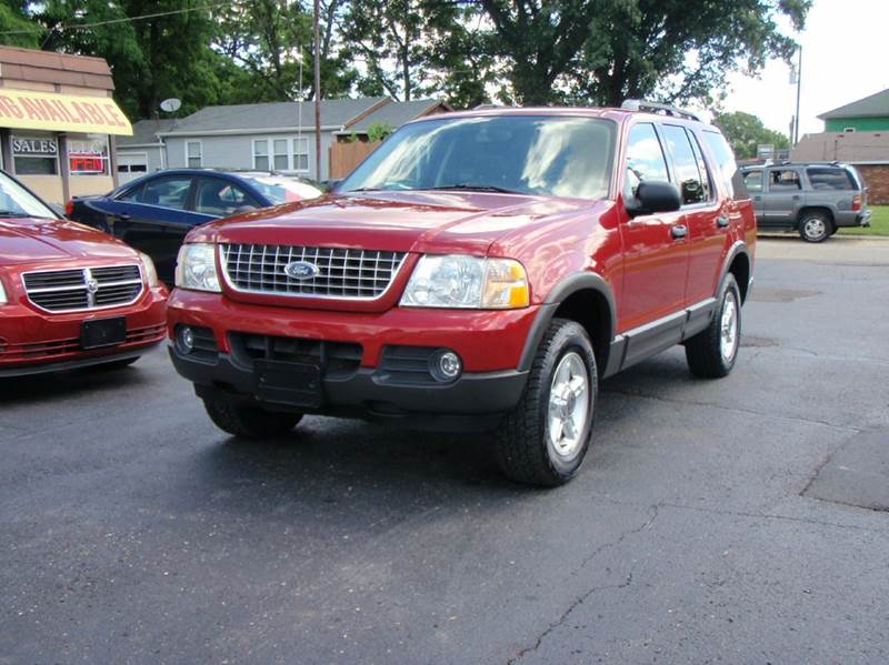 2003 Ford Explorer 4dr XLT 4WD SUV - Enon OH