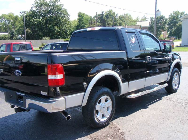 2004 Ford F-150 4dr SuperCab XLT 4WD Styleside 5.5 ft. SB - Enon OH