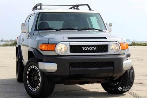 2011 Toyota FJ Cruiser for sale in Brooklyn, NY