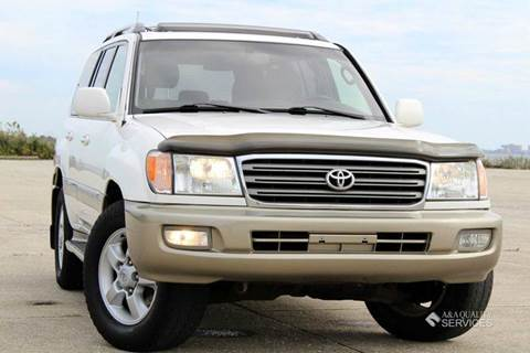 2004 Toyota Land Cruiser for sale in Brooklyn, NY