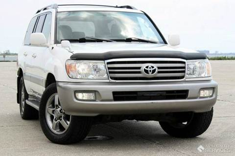 2006 Toyota Land Cruiser