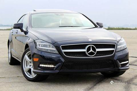 2013 Mercedes-Benz CLS for sale in Brooklyn, NY