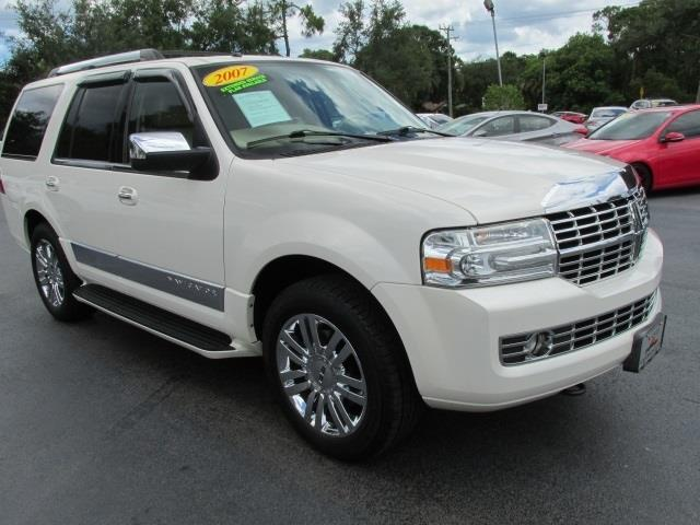 Used 2007 lincoln navigator luxury in naples fl at stearns for Stearns motors naples florida