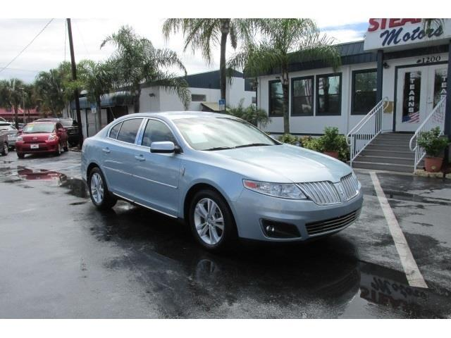 Lincoln for sale in naples fl for Stearns motors naples florida