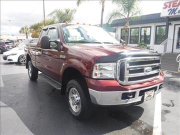 2005 Ford F-250 Super Duty for sale in Naples, FL
