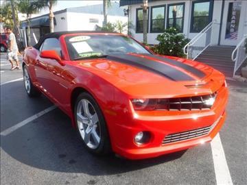 2011 Chevrolet Camaro for sale in Naples, FL