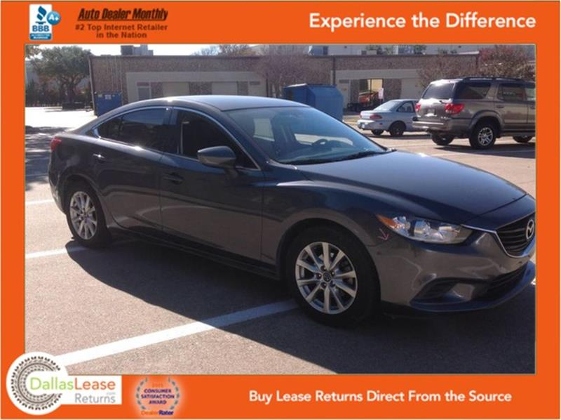 2014 Mazda MAZDA6 For Sale In Dallas, TX