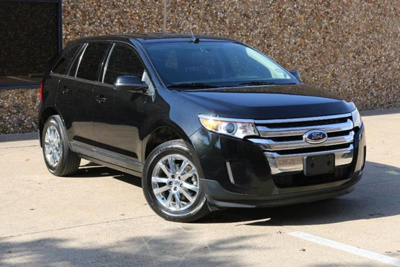 Ford Edge Limited Dr Crossover Dallas Tx