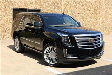 2016 Cadillac Escalade for sale in Dallas, TX