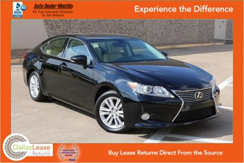 2013 Lexus ES 350 for sale in Dallas, TX