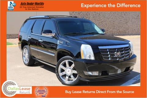 2009 Cadillac Escalade for sale in Dallas, TX