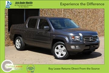 2014 Honda Ridgeline for sale in Dallas, TX