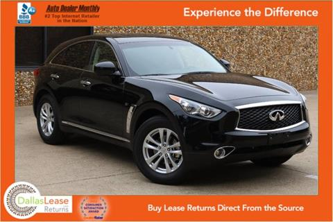 2017 Infiniti QX70 for sale in Dallas, TX