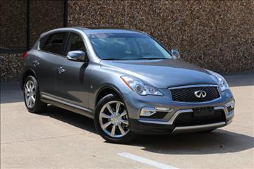 2017 Infiniti QX50 for sale in Dallas, TX