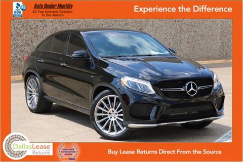 2016 Mercedes-Benz GLE for sale in Dallas, TX