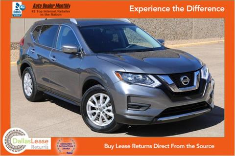 2017 Nissan Rogue for sale in Dallas, TX