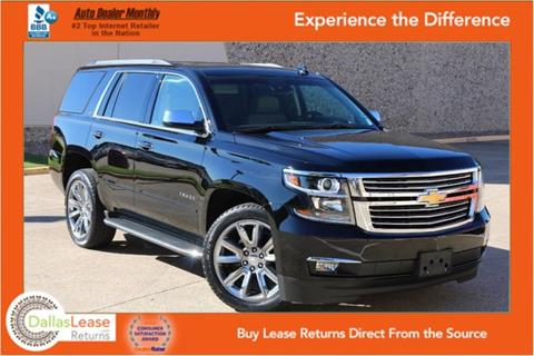 2016 Chevrolet Tahoe for sale in Dallas, TX