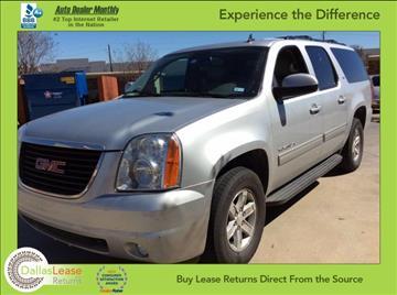 2014 GMC Yukon XL for sale in Dallas, TX