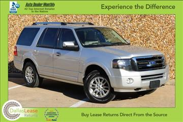 2016 Ford Expedition El Limited 4x2 Limited 4dr Suv For Sale In  2012 Ford Expedition For Sale Texas - Carsforsale.com