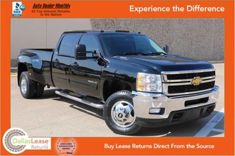 2014 Chevrolet Silverado 3500HD for sale in Dallas, TX
