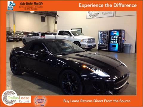 2014 Jaguar F-TYPE for sale in Dallas, TX