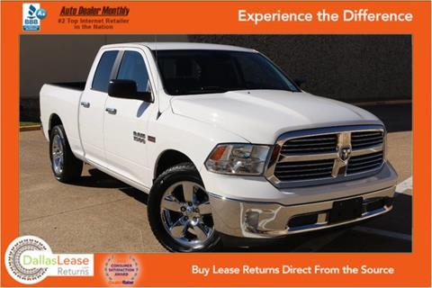 2013 RAM Ram Pickup 1500 for sale in Dallas, TX