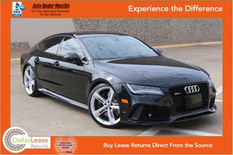 2014 Audi RS 7 for sale in Dallas, TX