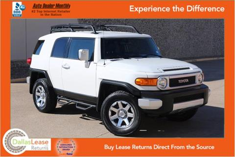 2014 Toyota FJ Cruiser for sale in Dallas, TX
