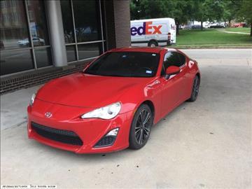 2013 Scion FR-S for sale in Dallas, TX