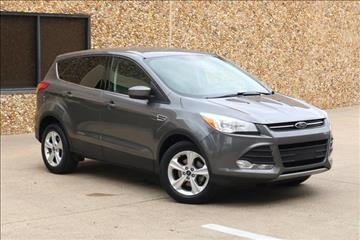 2013 Ford Escape for sale in Dallas, TX
