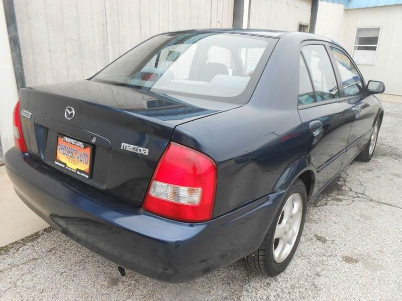 1999 Mazda Protege ES 4dr Sedan - Champaign IL