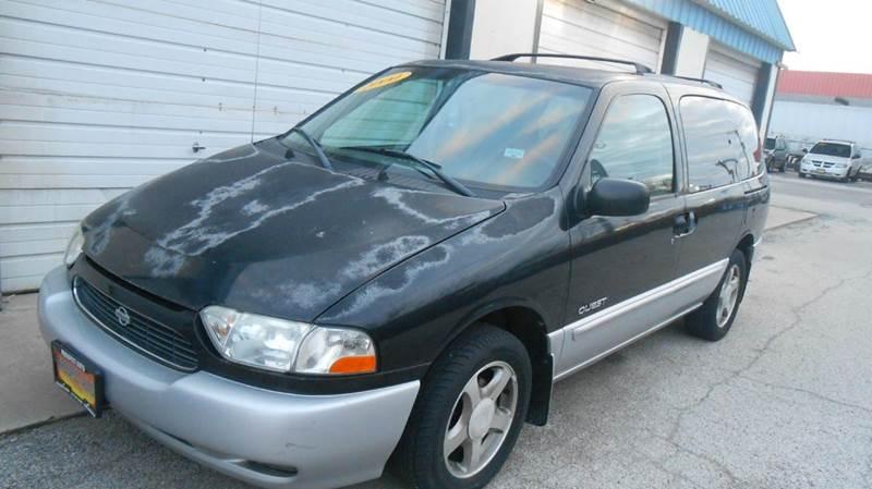 Nissan Champaign Il 2000 Nissan Quest SE 4dr Mini Van In Champaign IL - Prospect Auto