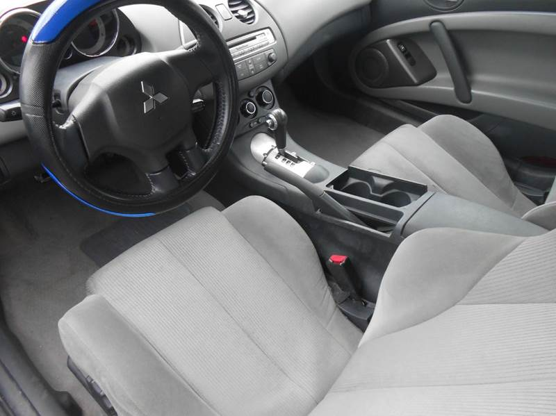 2008 Mitsubishi Eclipse Spyder GS 2dr Convertible - Champaign IL