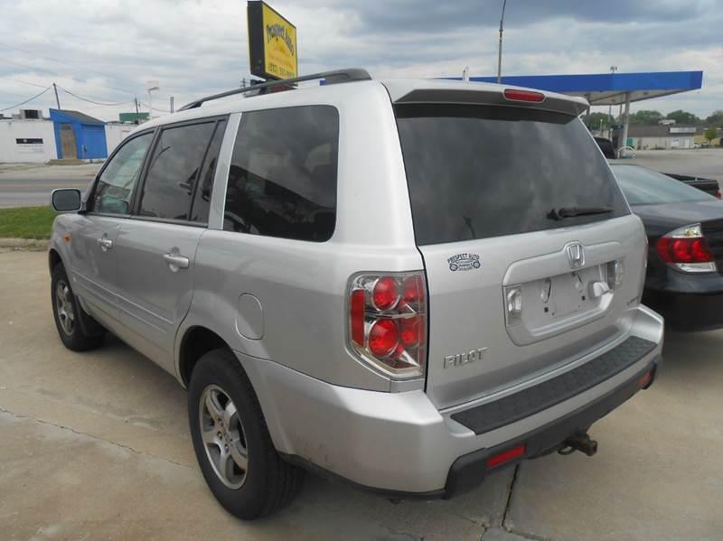 2006 Honda Pilot EX-L w/Navi 4dr SUV 4WD - Champaign IL