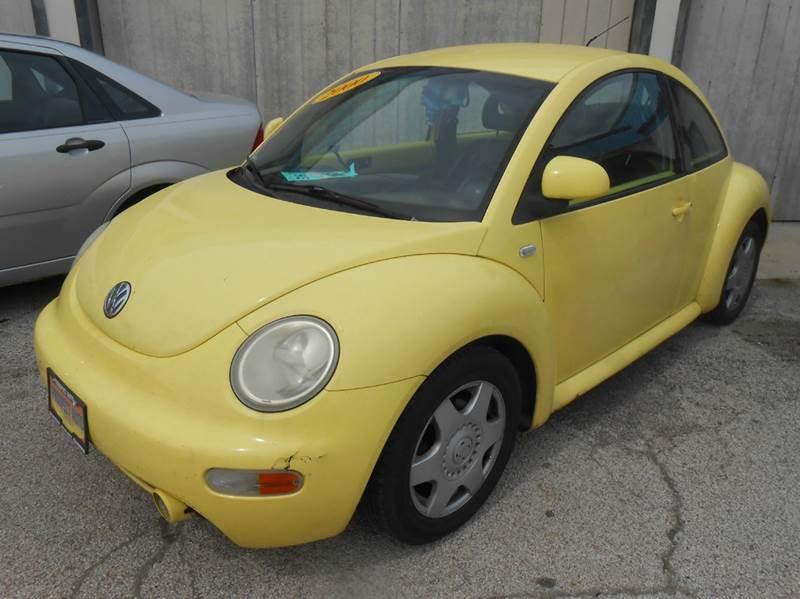 2000 Volkswagen New Beetle GLS 2dr Hatchback - Champaign IL