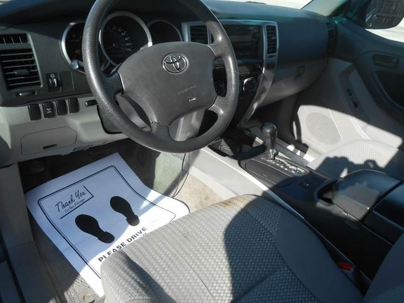 2007 Toyota 4Runner SR5 4dr SUV 4WD V6 - Champaign IL