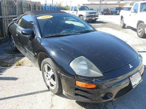 2003 Mitsubishi Eclipse Spyder for sale in Champaign, IL