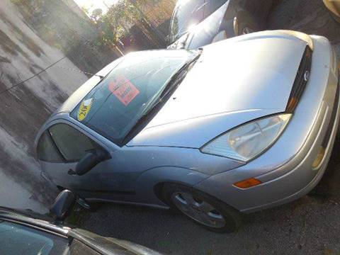 2002 Ford Focus for sale in Hollywood, FL