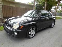 2002 Subaru Impreza for sale in Hollywood, FL