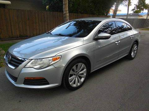 2011 Volkswagen CC for sale in Hollywood, FL