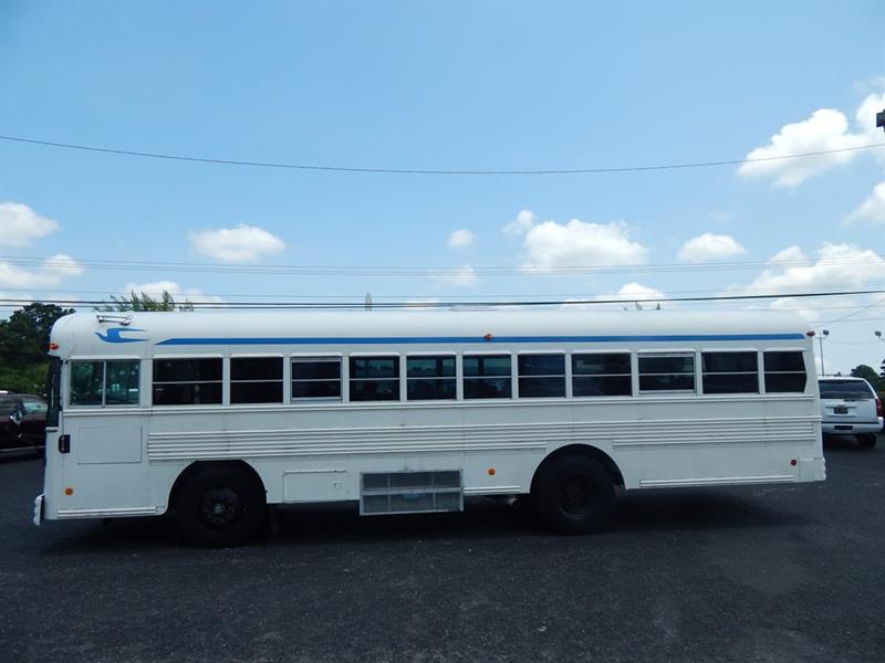 1999 Blue Bird BUS