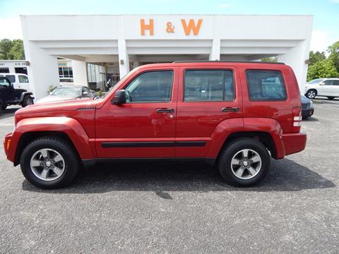 2008 Jeep Liberty for sale in Opelika, AL